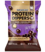 Shrewd Food Protein Dippers Dark Chocolate
