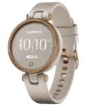Garmin Lily Sport Edition Light Sand with Rose Gold Bezel