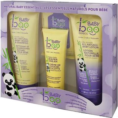 Boo Bamboo Baby Gift Set