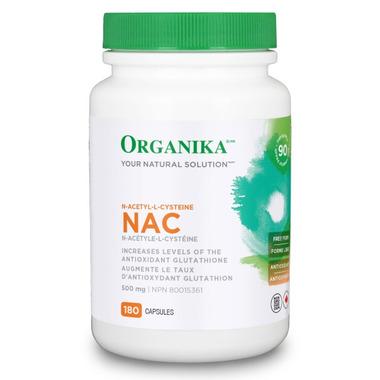 Organika Free Form NAC
