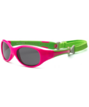 Real Shades Explorer Flex Fit & Removable Band Pink Green