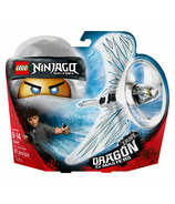 LEGO Ninjago Zane Dragon Master
