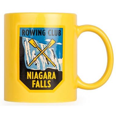 Kikkerland Niagra Falls Mug