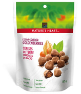 NATURE'S HEART Cocoa Covered Goldenberries