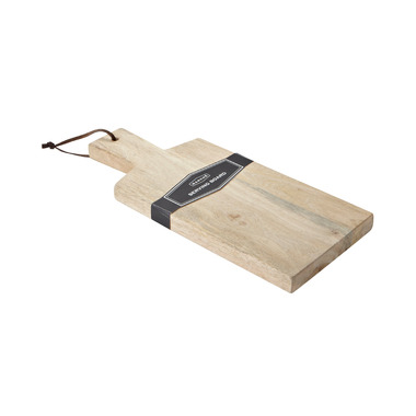 Harman Marketplace Rectangle Natural Wood Tray Small