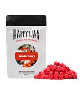 Happy Wax Half Pounder Wax Melts Winterberry