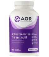 AOR Active Green Tea High-Dose Green Tea Extract