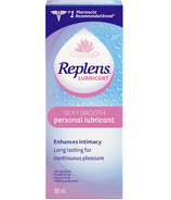 Lubrifiant personnel Replens Silky Smooth