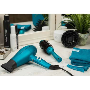 NuMe Blowout Boutique Set Turquoise