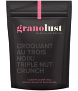 Granolust Triple Nut Crunch Granola