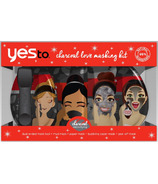Yes To Charcoal Love Masking Kit