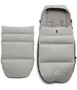 Bugaboo High Performance Footmuff+ with Insert Arctic Grey