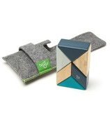 Tegu Pocket Pouch Prism Blues 6-Piece