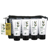 ANDALOU naturals MEN Get Going Kit