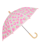 Hatley Delicious Berries Clear Umbrella