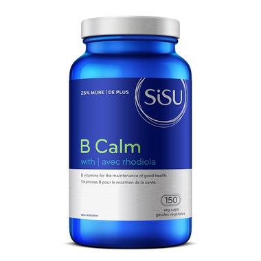 SISU B Calm with Rhodiola Bonus Size