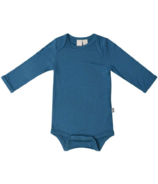 Kyte Baby Long Sleeve Bodysuit Teal