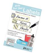 Emily Press Labels Grace