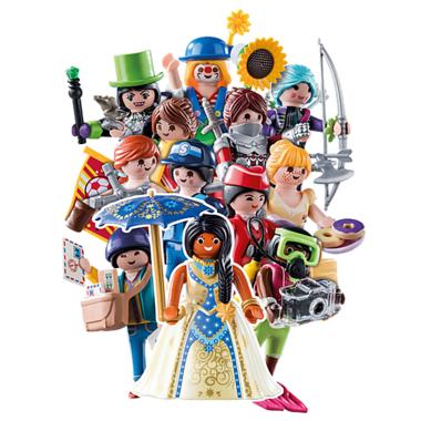 Playmobil Mystery Figures Girls Series 18