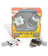 HEXBUG BattleBots Rivals 5.0 Duck & Rotator
