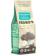 Pedro's Organic Coffee Sumatra Mandheling Dark Roast Whole Bean Coffee