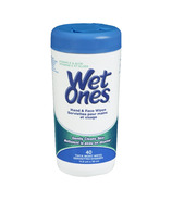 Wet Ones Hand & Face Wipes