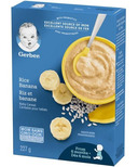 Gerber Baby Cereal Rice & Banana