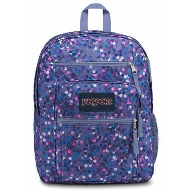 Jansport Big Student Backpack Sparkle Dot