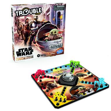 Hasbro Trouble - Star Wars - Mandalorian