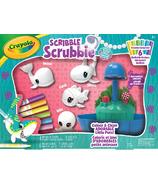 Crayola Scribble Scrubbie Ocean Pets: Lagoon Tub Set