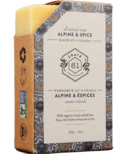 Crate 61 Organics Alpine And Spice Soap With Beer
