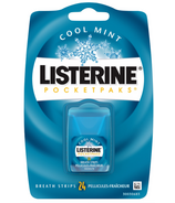 Listerine PocketPaks Breath Strips Cool Mint
