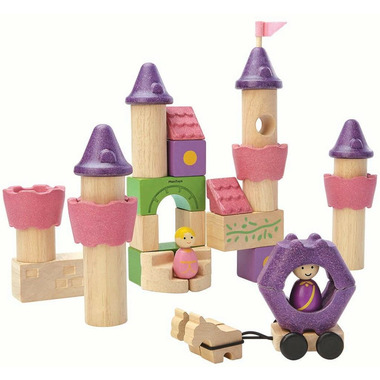 Plan Toys Fairy Tale Blocks