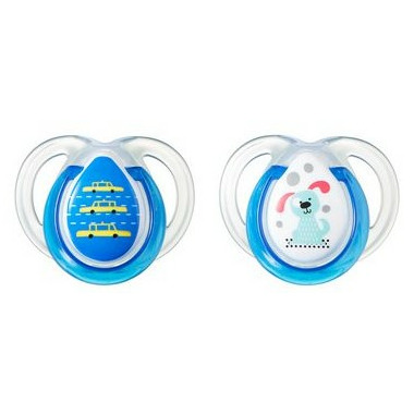 Tommee Tippee Closer to Nature Everyday Pacifier Blue