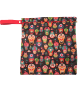 Bummis Fabulous Wet Bag Small Russian Dolls