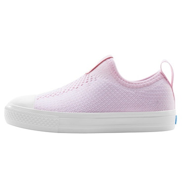 People Footwear Phillips Knit Cutie Pink and Yeti White