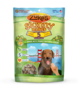 Zuke's Skinny Bakes 5 Calorie Dog Treats with Peanut Butter & Apples