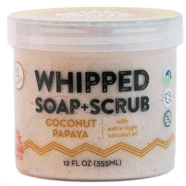 Pacha Soap Whipped Soap Coconut Papaya