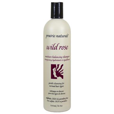 Prairie Naturals Wild Rose Moisture Balancing Shampoo