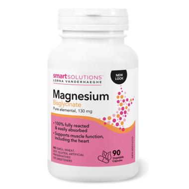 Smart Solutions Magnesium Bisglycinate