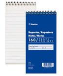 Blueline Reporter's Notebook