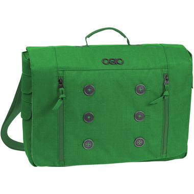 Ogio Midtown Messenger in Emerald
