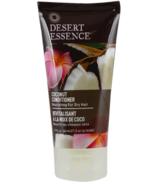 Après-shampooing à la noix de coco de Desert Essence
