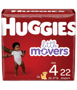Huggies couches petits poucettes paquet jumbo