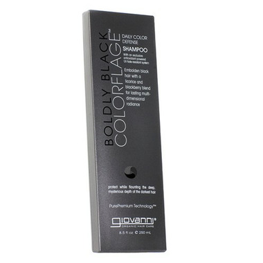 Giovanni Colorflage Boldly Black Shampoo