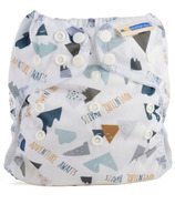 Mother ease Wizard Uno All-in-One Cloth Diaper Adventure Awaits