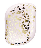 Tangle Teezer Compact Styler Detangling Hairbrush Gold Leaf