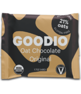 Goodio Oat Chocolate Original Bar