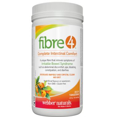 Webber Naturals Fibre 4