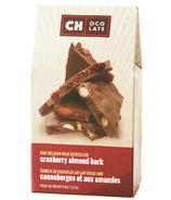 CH Ocolate Cranberry Almond Bark